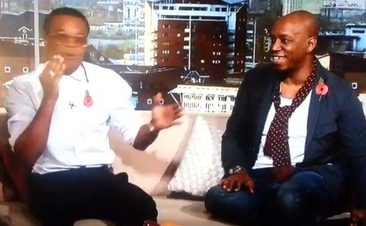"Barnet co-manager swears on live TV: ""I'm f*cking Edgar Davids"""