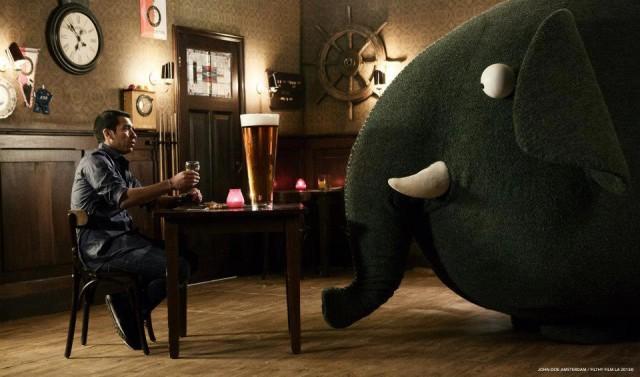 The story of Feyenoord's van Bronckhorst and his stuffed elephant