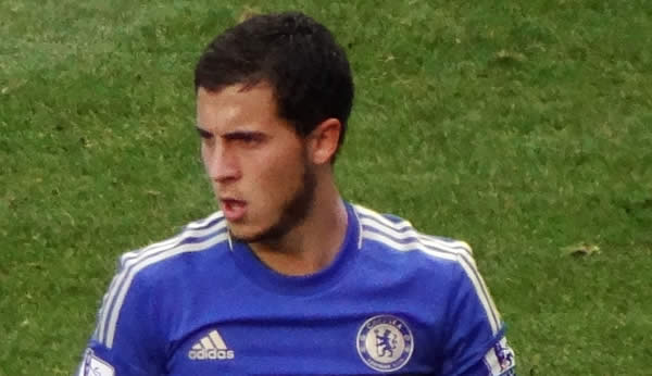 Eden Hazard kicks a ball boy, footballing community make jokes