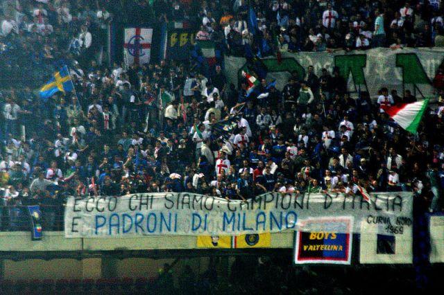 Inter fans