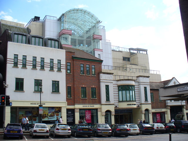 House of Fraser, Guildford
