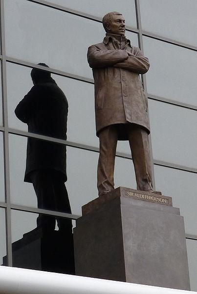 Sir Alex Ferguson statue