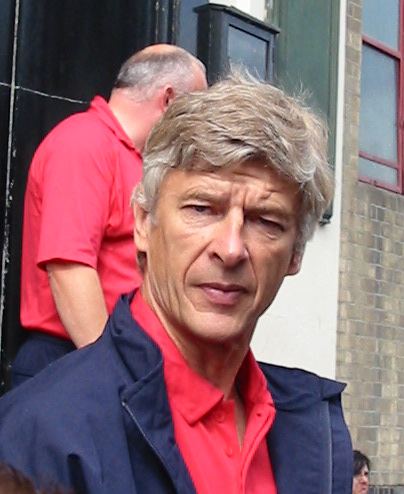 Arsène Wenger, from the amazing Arsène Wenger disappearing act