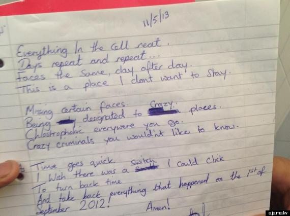Courtney Meppen-Walter released early, wrote poem in prison