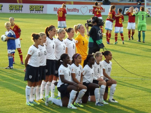 England Women's Football Team