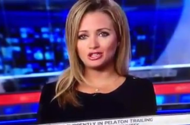 "Hayley McQueen says ""José Mourinho is hungry for sex"" on Sky Sports News"