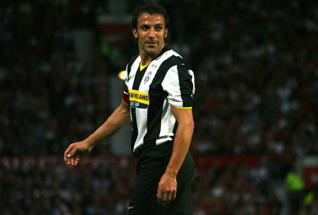 Alessandro Del Piero, prominent amongst our tweets of the week