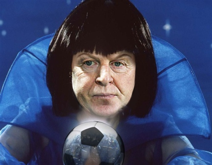 Mystic Megson, here to give us his Premier League predictions
