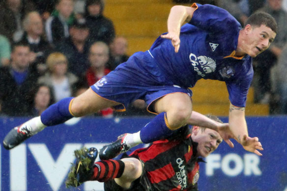 Ross Barkley, one of our Top 10 Fantasy Football bargains