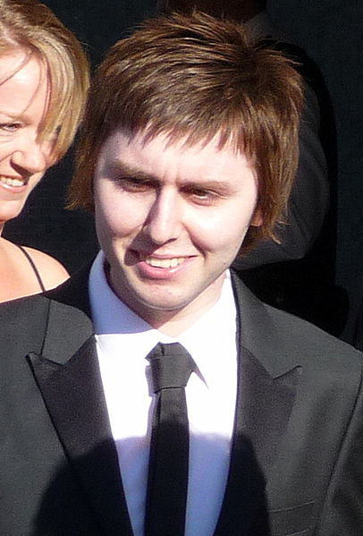 Inbetweeners star James Buckley argues with Iain Dowie's son on Twitter
