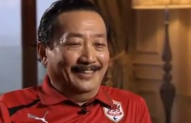 This Cardiff City interview is 1 of the top 10 Vincent Tan videos
