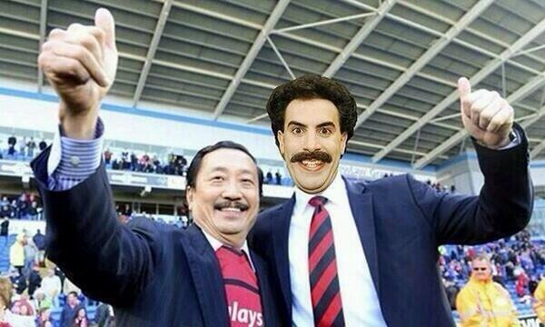 The best Vincent Tan jokes as Cardiff owner sacks Malky Mackay