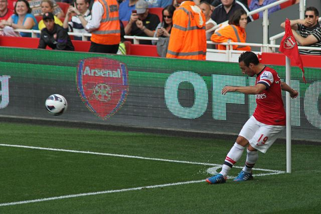 Santi Cazorla, one of our Fantasy Football tips for Gameweek 23