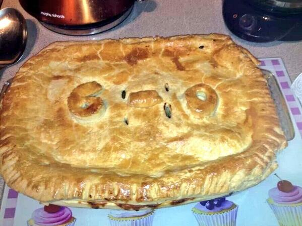 Sheffield Wednesday 6-0 Leeds United pie