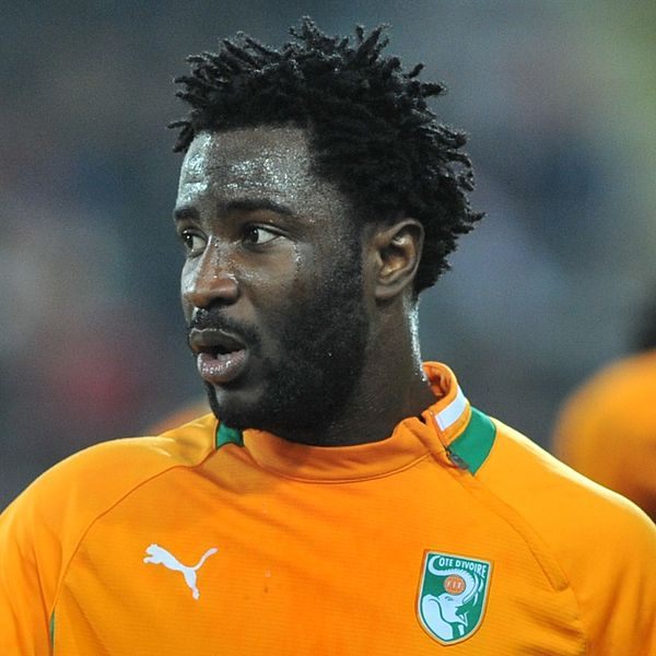 Wilfried Bony, one of our suggested Fantasy Football bargains for your January wildcard