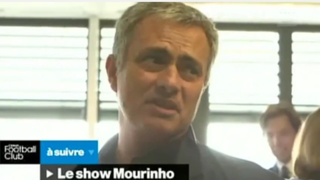José Mourinho, the inspiration for our top 10 football leaks