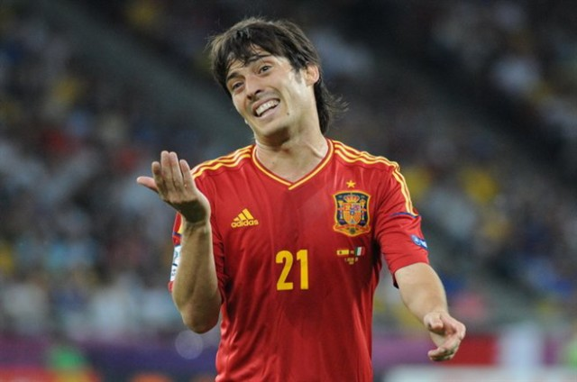 David Silva, one of our Fantasy Football tips from Gameweek 31