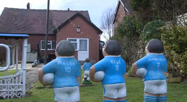 Manchester City gnomes