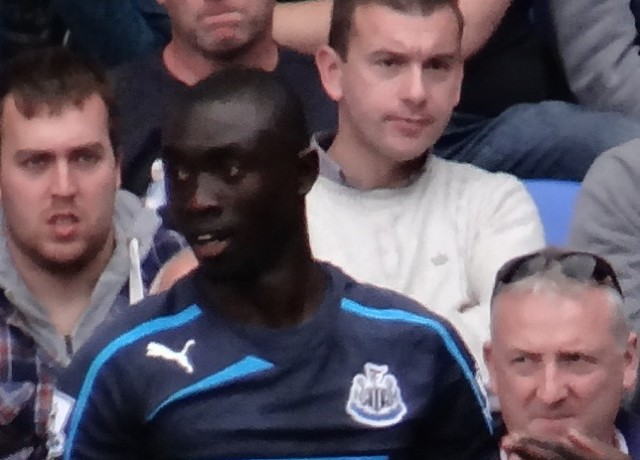 Papiss Cissé, scorer of last-minute Newcastle United winners