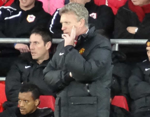 We will never see this sight again after the David Moyes sacked jokes