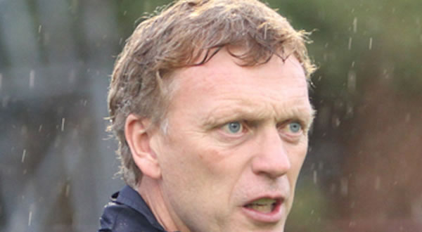 Fans used #PrayForMoyes tweets in a last ditch effort to save Manchester United manager David Moyes from the sack