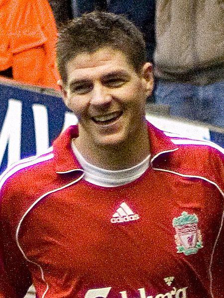 Stevie would not laugh at the latest Steven Gerrard slip jokes
