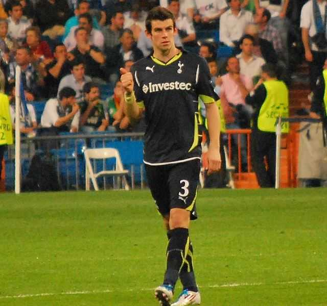Amazing Gareth Bale goals tend to come from this guy