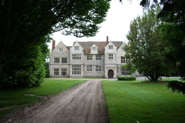 Sawston Hall, one thing the £5m David Moyes compensation could be spent on