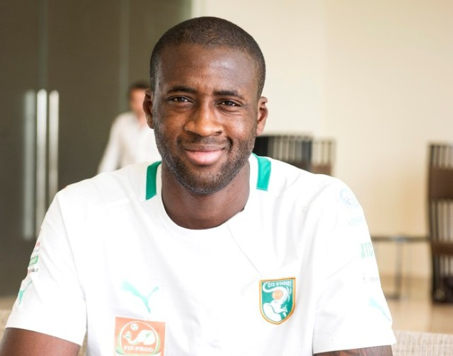 Yaya Touré, one of our Fantasy Football tips for Gameweek 37