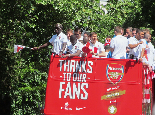 The best Arsenal trophy jokes from FA Cup win and this parade