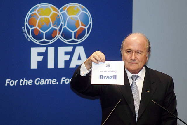 Blatter announced Brazil 2014 and now here are the best Brazil 2014 World Cup Opening Ceremony jokes