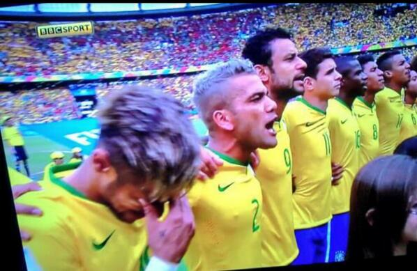 The best Neymar hair jokes after this new style against Mexico at Brazil 2014
