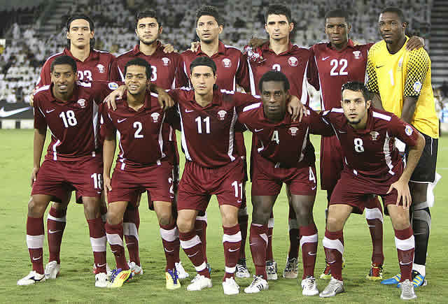 The Qatar national team will not enjoy the Qatar bribery jokes