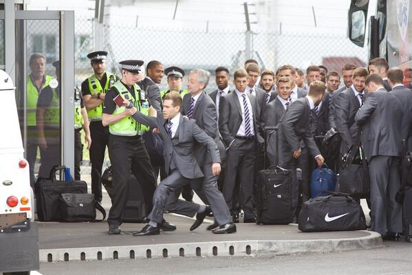 The  Jason Bent England plane stunt by Lee Nelson's character