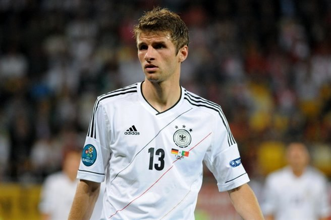Thomas Müller, one of our World Cup Fantasy Football tips for Group Stage 2
