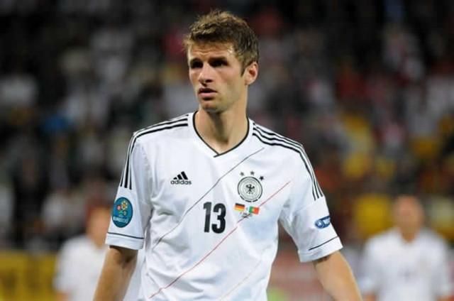 Thomas Müller slip jokes were everywhere after this German's free kick fail against Algeria