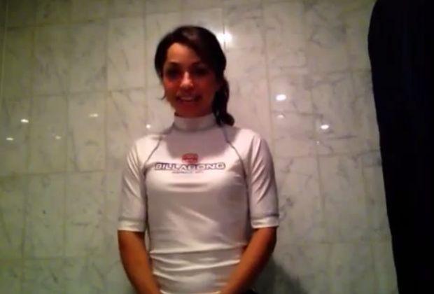 The Eva Carneiro Ice Bucket Challenge