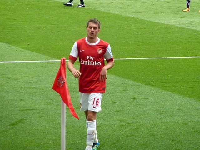 Aaron Ramsey, one of our Fantasy Premier League tips Gameweek 1 midfield picks