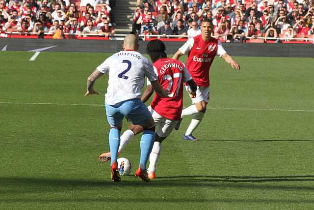 Alan Hutton, one of our Fantasy Premier League tips for Gameweek 3 defenders