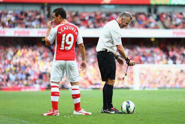 Premier League opening day saw such funny moments as this one