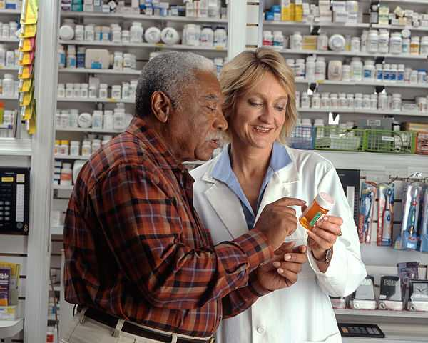 Samuel Eto'o collects his medication
