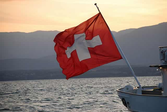 The Swiss flag will be disappointed to hear the final score as well as the jokes from Switzerland v England, Euro 2016 qualifier