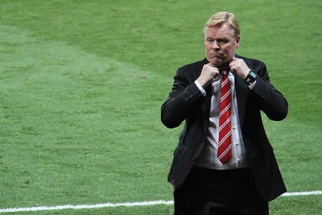 Nothing will please Koeman more than the result, except perhaps the Southampton 8-0 Sunderland jokes