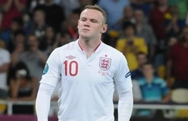 Wayne Rooney, whose goal in the Euro 2016 qualifier tempered the mood of the jokes and tweets from Estonia 0-1 England somewhat