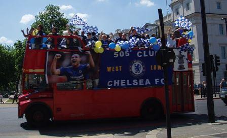Chelsea bus
