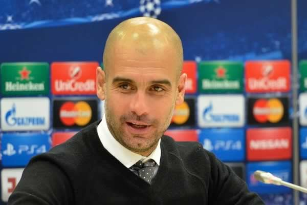 Bayern Munich manager Pep Guardiola can afford himself a little chuckle at the Porto 6-1 jokes after they thrashed the Portuguese in the Champions League quarter-final second leg