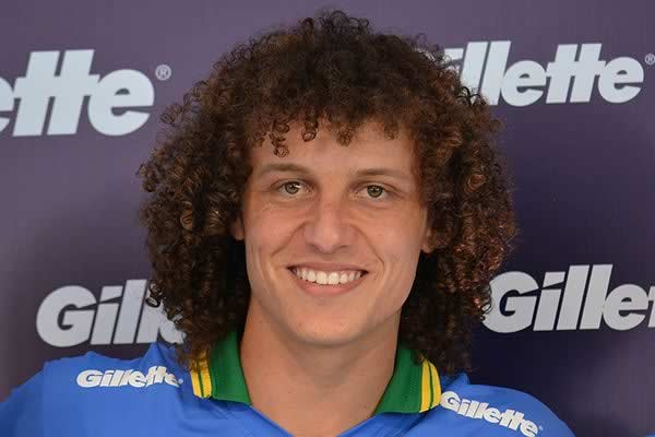 There were all sorts of David Luiz virgin jokes after his no sex-before-marriage revelation at his baptism