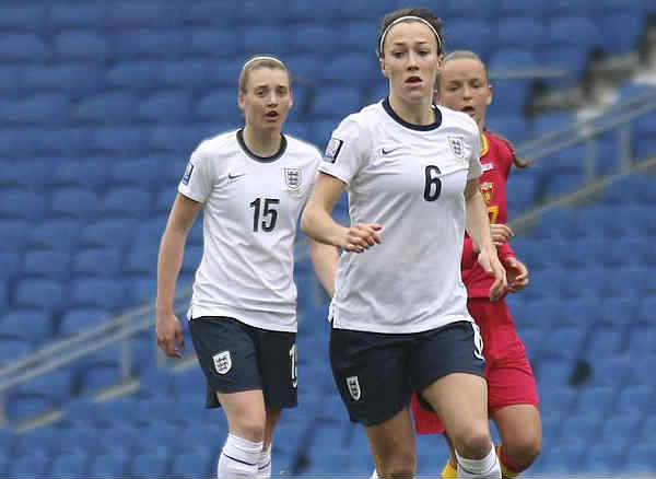 A Lucy Bronze screamer against Norway booked England's place in the World Cup quarter finals