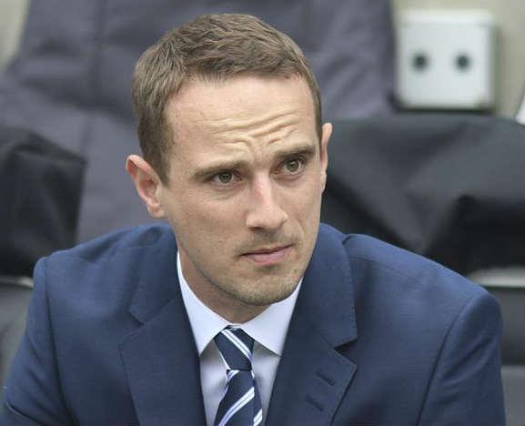 England women's team manager Mark Sampson