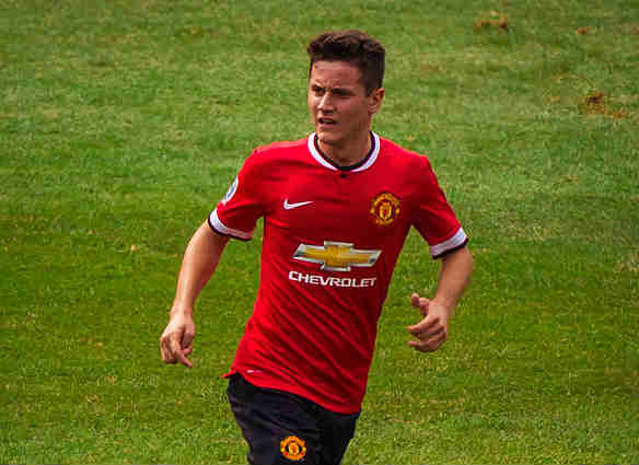 Ander Herrera, one of our Man Utd bargains for the 2015-16 FPL